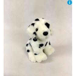 Pies dalmatyńczyk  21cm