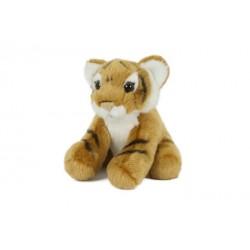 Tygrys brązowy minis 13cm