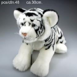 Tygrys biały 30cm