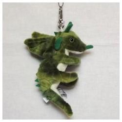 smok zielony 10cm