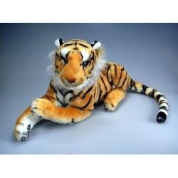 Tygrys brązowy 45cm