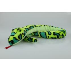 Wąż zielony 150cm