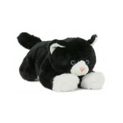 Kot czarno biały 25cm