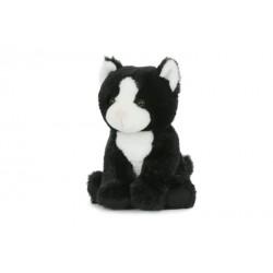 Kot czarny 18cm