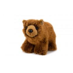 Niedźwiedź grizzli 18cm