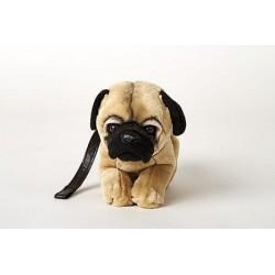 Pies mops 23cm
