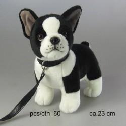 Pies buldog francuski 23cm