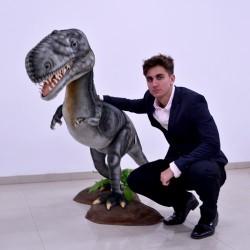 Dinozaur monoloposaurus 215cm