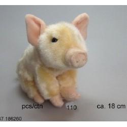 Świnka 18cm