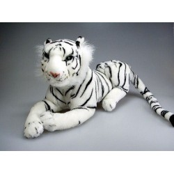Tygrys biały 45cm
