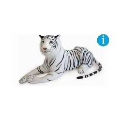 Tygrys biały 60cm