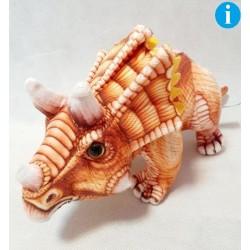 Dinozaur triceratops 36cm