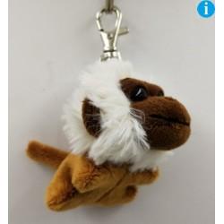 Małpka brelok 9cm