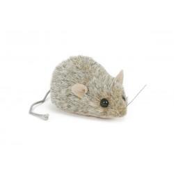 Mysz szara 10 cm