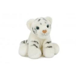 Tygrys biały 18 cm