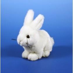 Królik biały 16cm