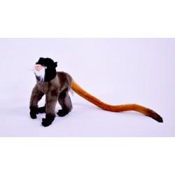 Małpa tamarynka wąsata 20cm