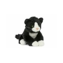 kot czarny 20cm