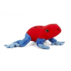 Żaba truskawkowa 18cm