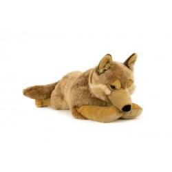 Wilk leżący 71cm